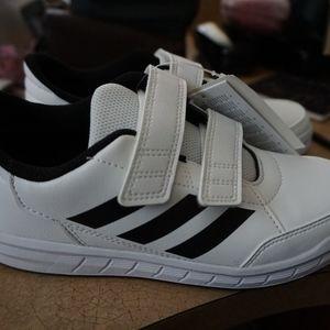 Adidas Alta Sport CF Training White Sneakers